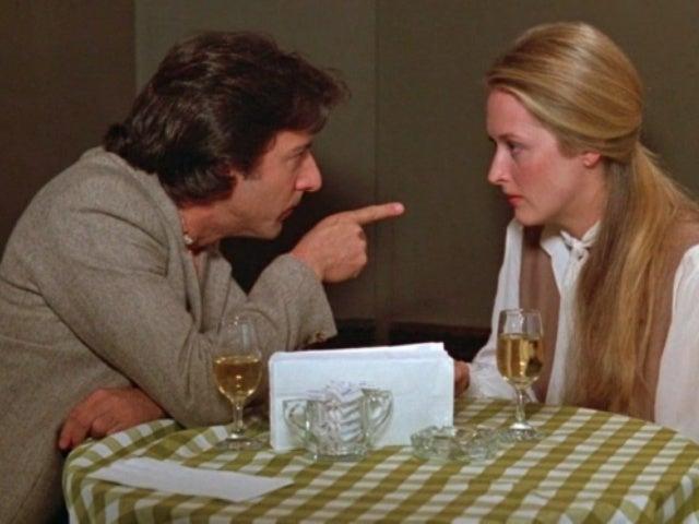 Meryl Streep Recalls Dustin Hoffman Slapping Her in 'Kramer vs. Kramer'
