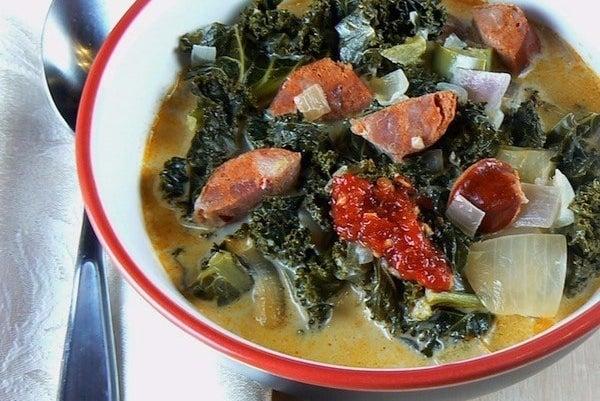 One-Pot-Chorizo-and-Kale-Soup