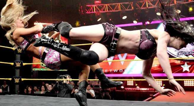 Paige-NXT-Arrival