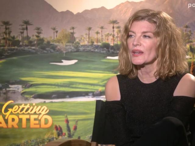Rene Russo talks Just Getting Started