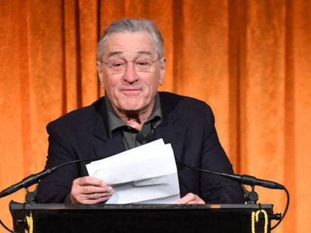 Robert De Niro up for Joining 'Big Little Lies'