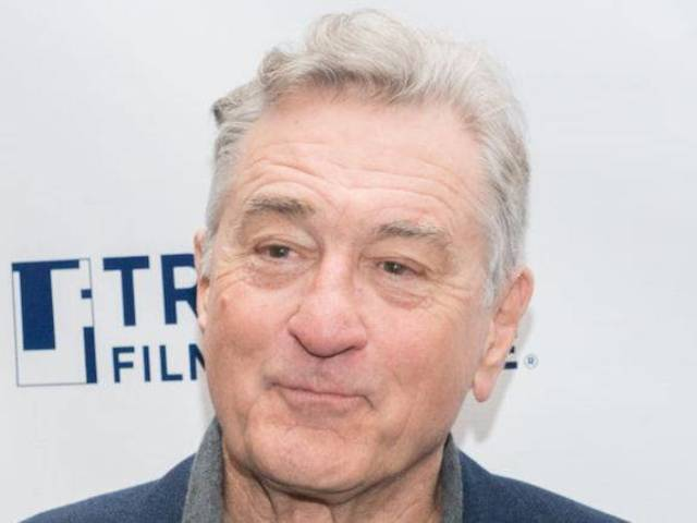 Robert De Niro Claims He'll Never Play President Donald Trump in a Movie