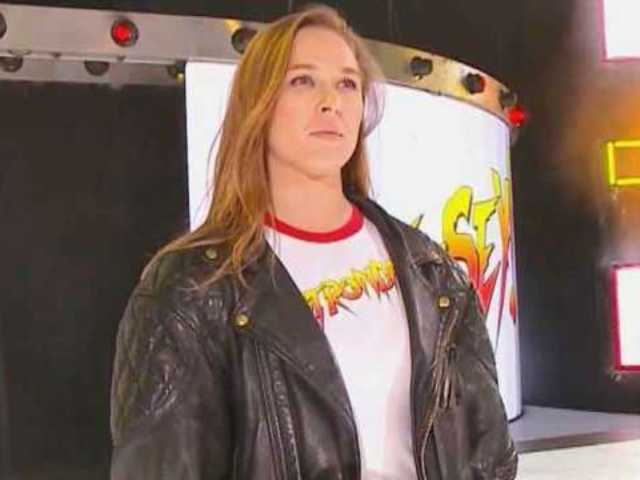 Social Media Stunned by Ronda Rousey's WWE Debut