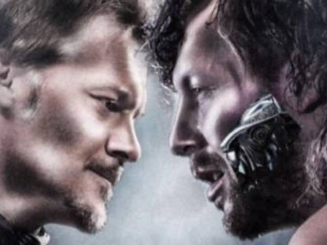 Results and Highlights from Chris Jericho and Kenny Omega's Wrestle Kingdom 12 Match