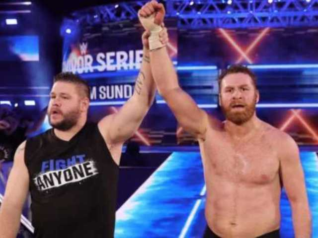 Update on WWE's Plans for Kevin Owens and Sami Zayn