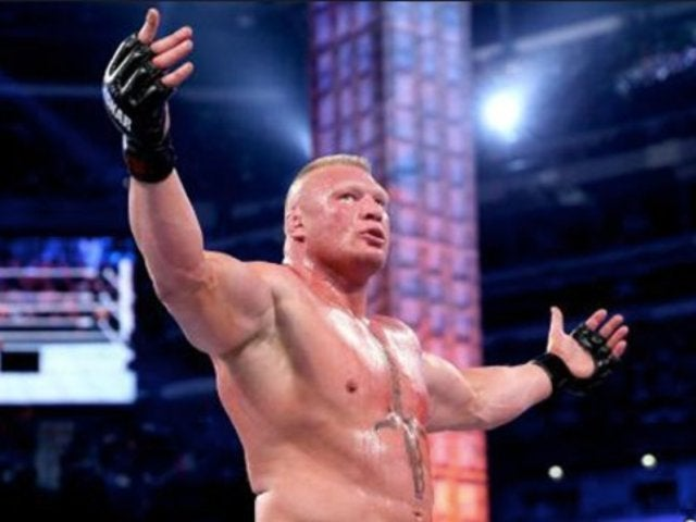 Why Brock Lesnar Will Win the Royal Rumble