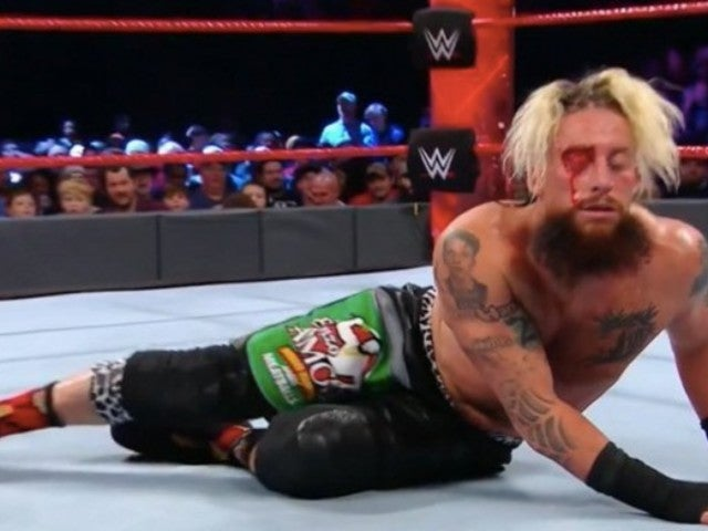 Enzo Amore Busted Open on RAW