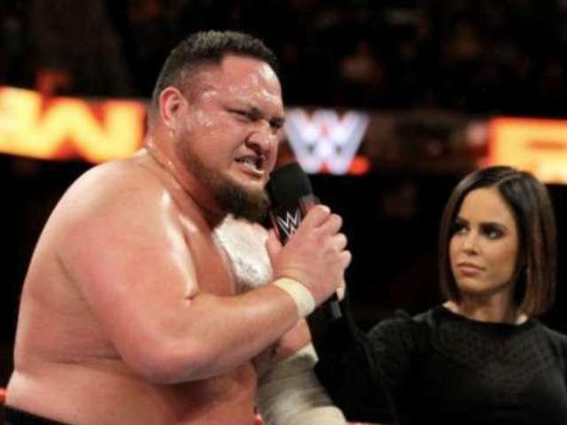 Kurt Angle Confirms Samoa Joe Is Injured