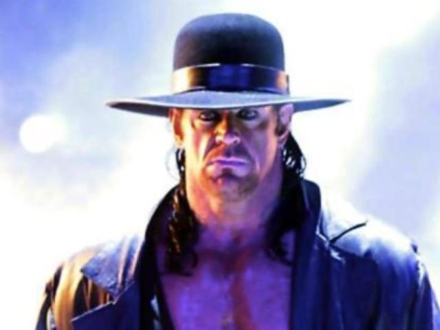 The Undertaker was Backstage For SmackDown