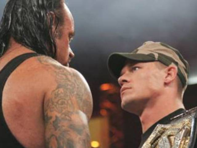 Undertaker and John Cena's WrestleMania Date May Have Just Gotten Real