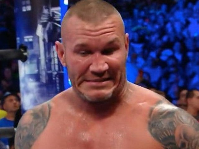 Watch: Randy Orton Hits Son with an 'RKO Outta Nowhere'
