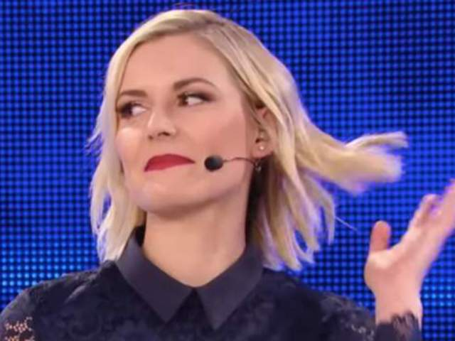 Renee Young Perfectly Trolls Fan Who Suggested She was Promiscuous