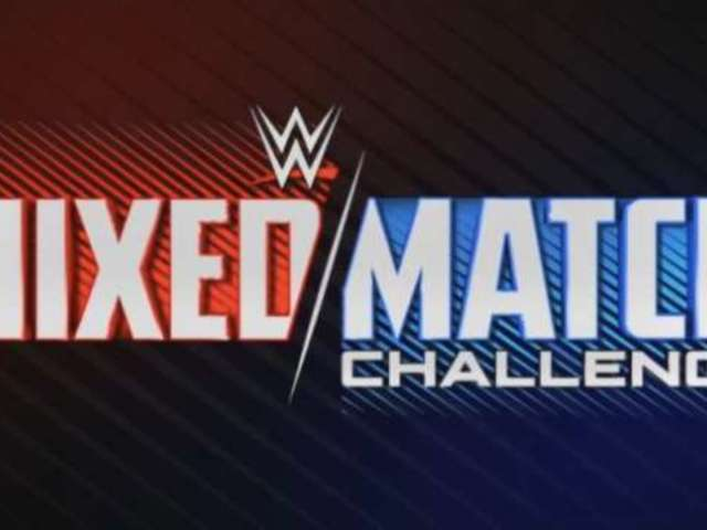 WWE Releases Bracket for Mixed Match Challenge