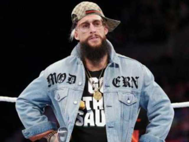 Enzo Amore Confirms Banishment from WWE Dressing Room