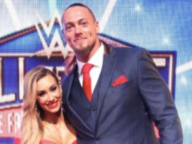 Carmella and Big Cass Have Officially Split
