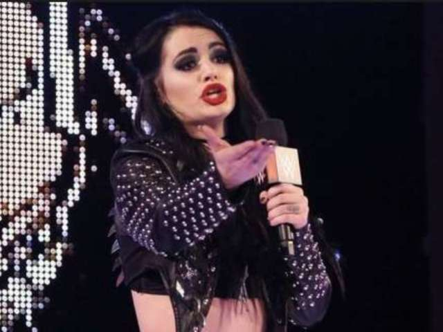 Paige Makes Emphatic Statement Regarding her Future