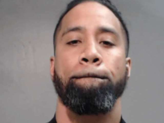 WWE's Jey Uso Arrested for DUI