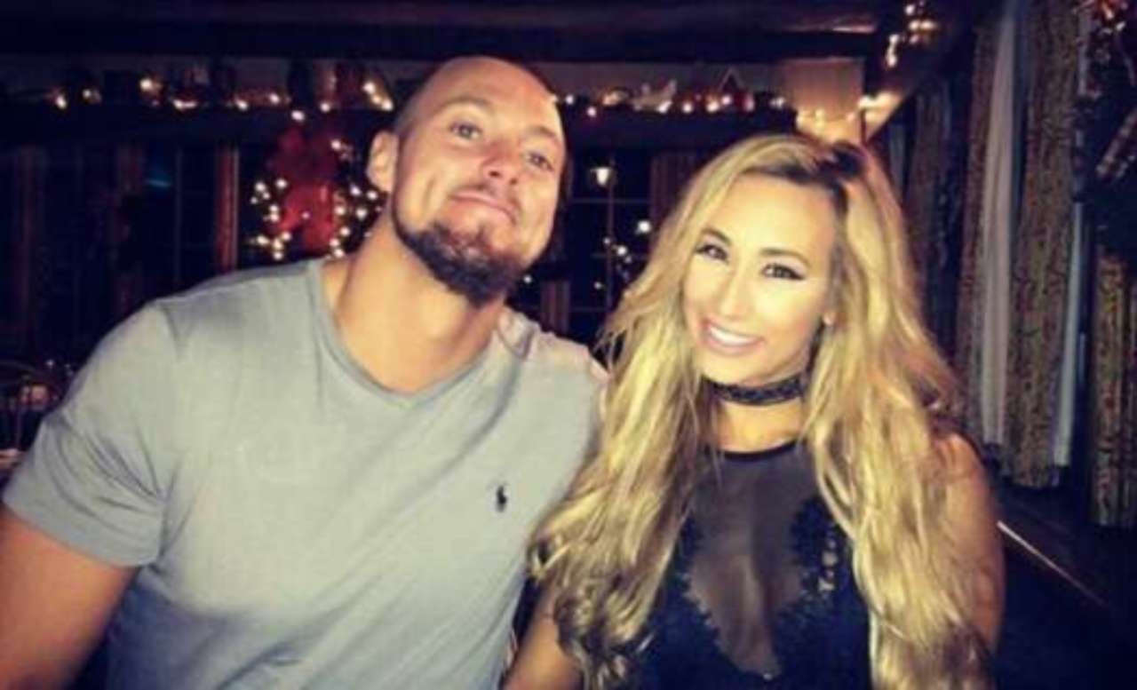 wwe real life relationships