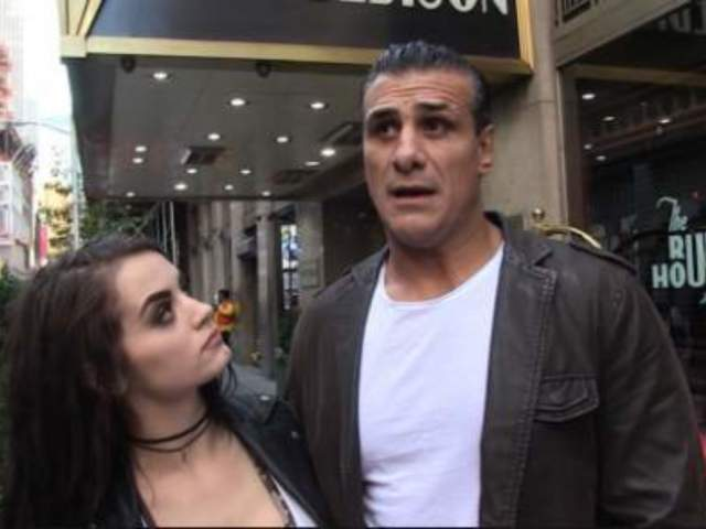 Alberto Del Rio Says Paige Tricked Him into Hating WWE