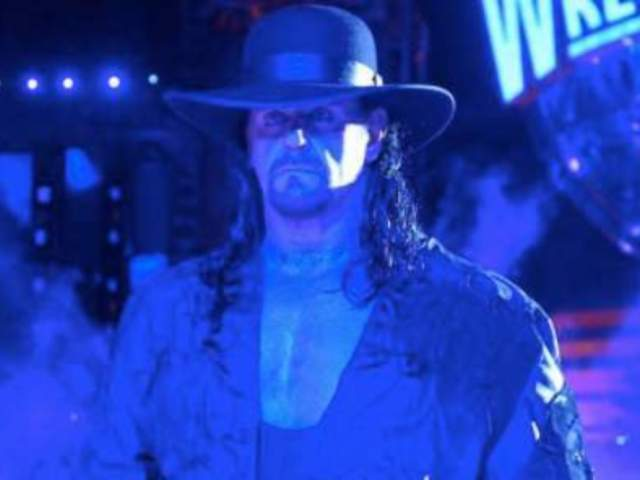 Spoiler: WWE's Plans for Undertaker at RAW's 25th Anniversary