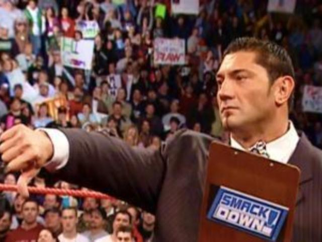 Batista Shares a Cold Truth About WWE's Current Product