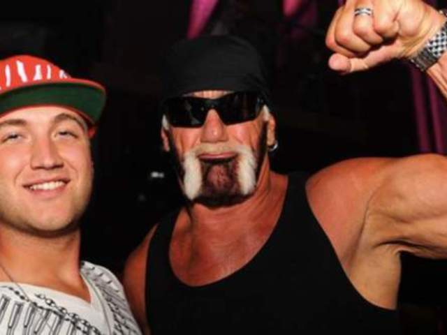 Hulk Hogan's Son Hospitalized This Weekend After Fainting
