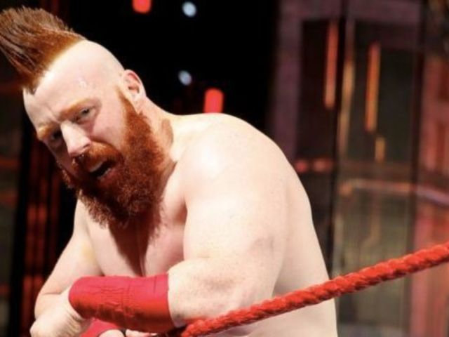 The Royal Rumble Just Ruined Sheamus' Birthday