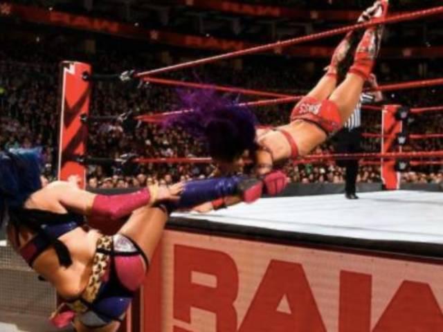 After Horrifying Botch, Mick Foley Begs Sasha Banks to Ban Dangerous Move