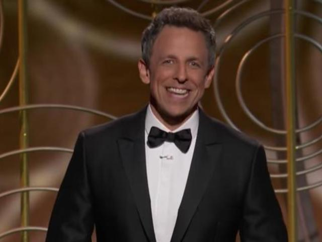 Seth Meyers Pulled No Punches With Kevin Spacey Joke