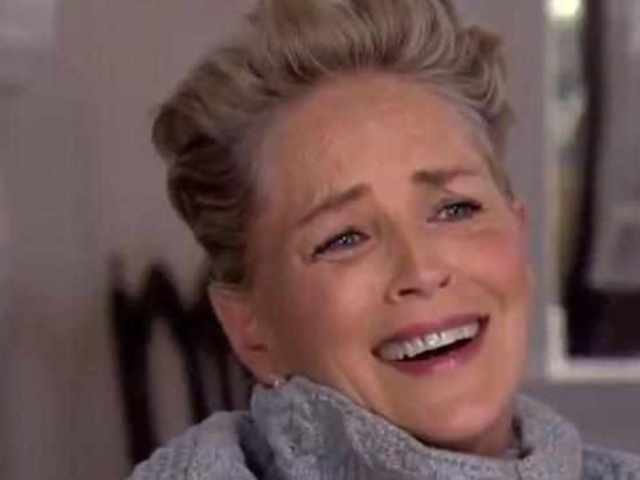 Sharon Stone Laughs off Sexual Harassment Question: 'I've Seen It All'