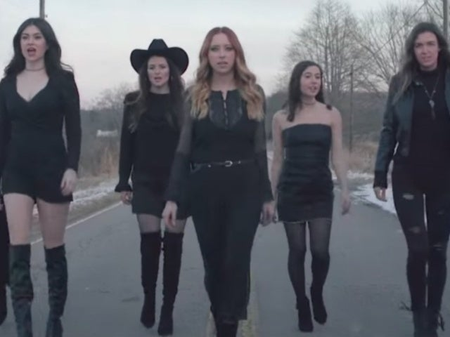 Kalie Shorr, Tenille Arts and the Song Suffragettes Perform 'Times' Up' to Combat Sexual Misconduct