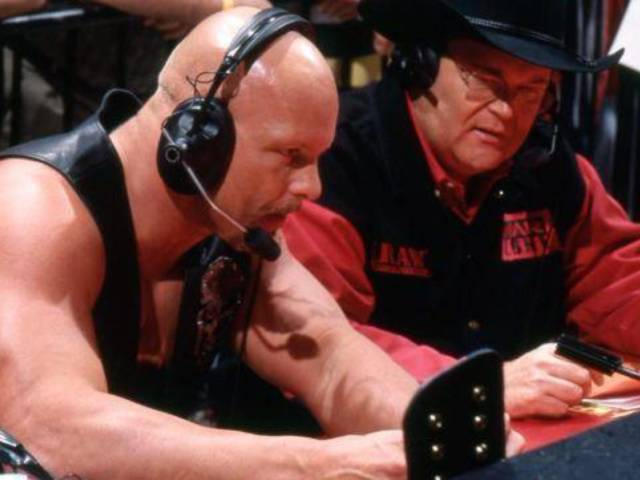 Surprising Reason That Steve Austin Once Cussed Out Jim Ross
