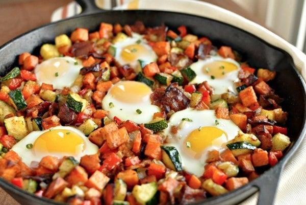 Sweet-Potato-Breakfast-Skillet-Recipe