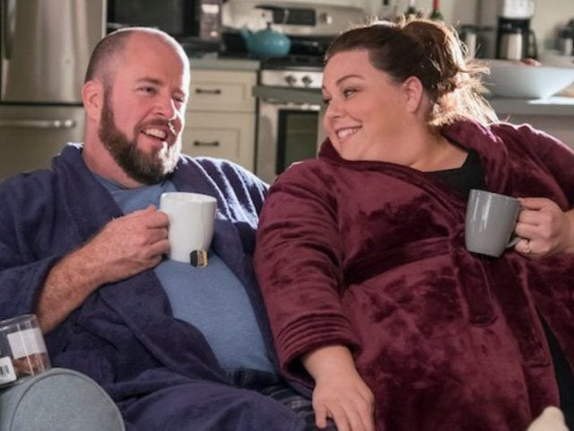 'This Is Us' Stars Chrissy Metz and Chris Sullivan Reunite in Season 3 Behind-the-Scenes Video