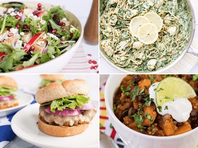 20 Filling Dinner Recipes Under 350 Calories