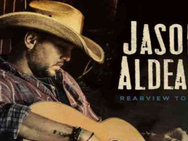 Jason Aldean Announces New Album and New Single