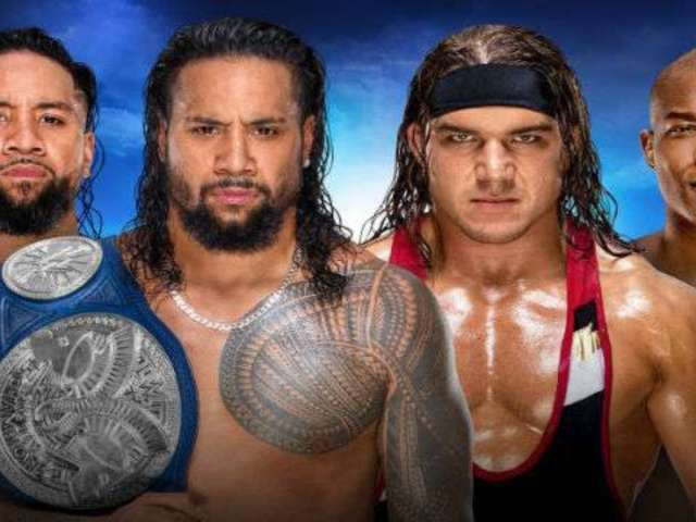 Usos Sweep Chad Gable and Shelton Benjamin to Retain