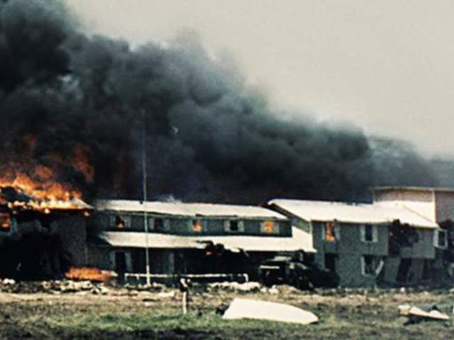 A&E Viewers React to 'Chilling' Waco Siege Documentary