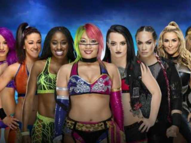 Asuka Wins the Women's Royal Rumble