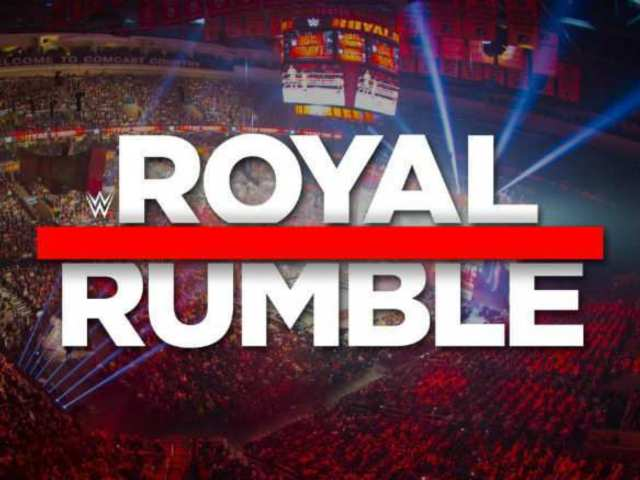 New Title Match Announced for WWE's Royal Rumble