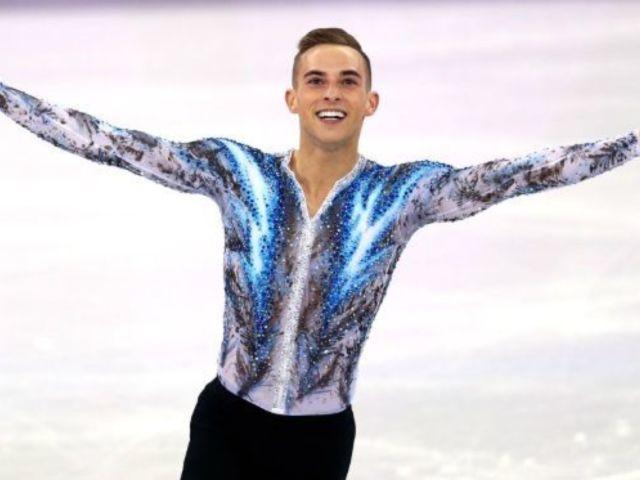 Winter Olympics: NBC Hires Figure Skater Adam Rippon as Correspondent