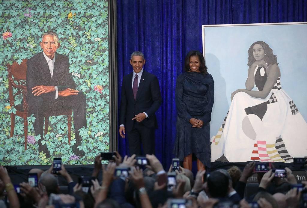 barack-obama-michelle-obama-national-portrait-gallery-getty-mark-wilson