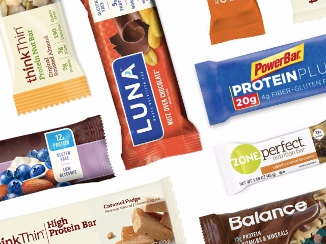 The Best and Worst Protein Bars for Women