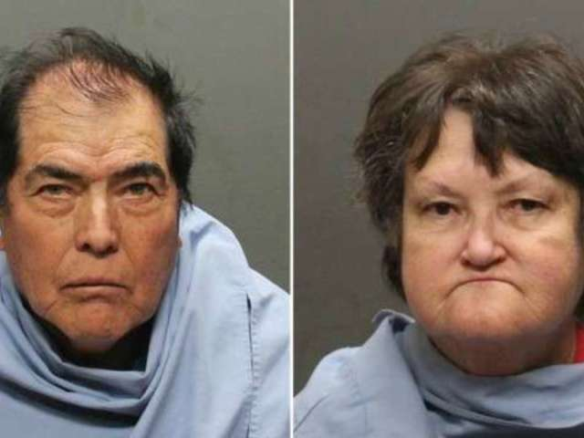 Arizona Couple Arrested for Locking Children in Bedrooms All Day With No Food or Water