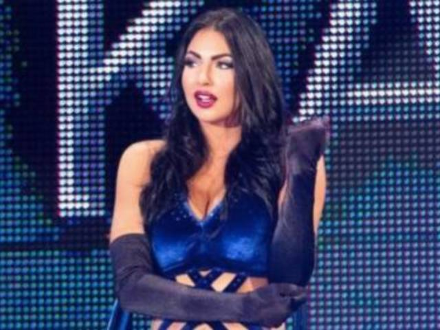 Billie Kay out of Action Due to Breast Augmentation Surgery
