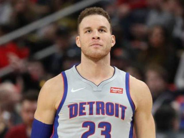 Blake Griffin Sued Over Leaving Former Fiancee for Kendall Jenner