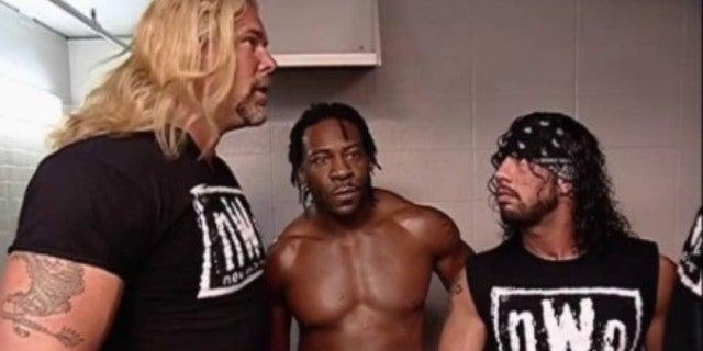 Booker t WCW Nwo WWE