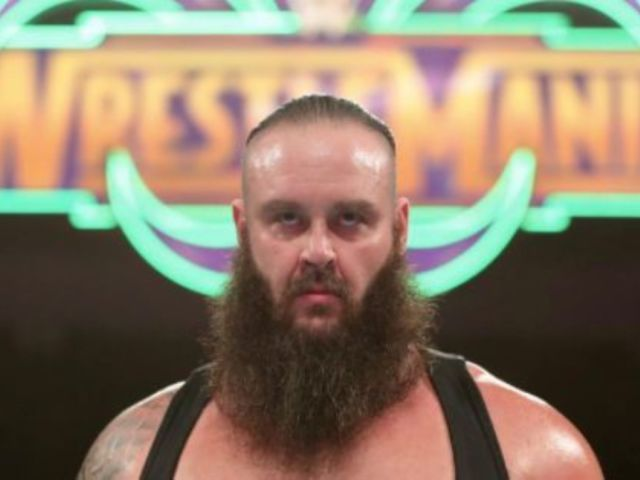 Braun Strowman Is a WrestleMania Orphan