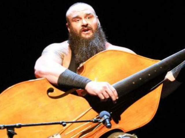 Braun Strowman Endorses Fan's Hilarious Parody Song