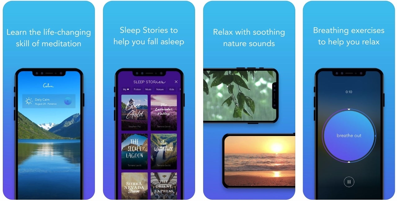 Find Your Calm In The App Store 7 Free Meditation Apps